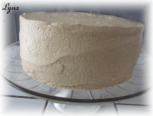 Gâteau étagé au chocolat et café Gyteau19
