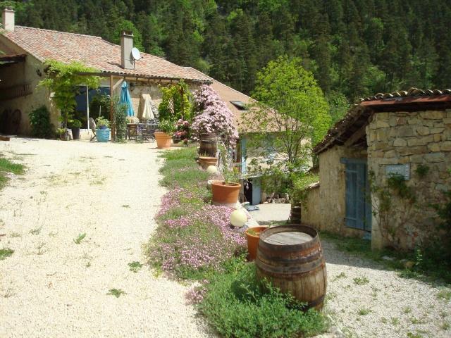 Gite et chambres d'hôtes du Moulin de Ravel, 26410 Boulc (Drôme) Allye_10