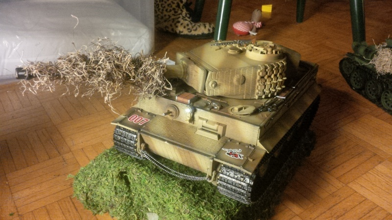 My Tiger and T34  no KT yet Img_2011