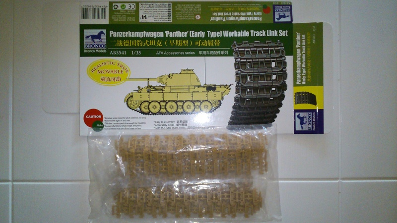 Panther A 1/35  Italeri  Montag12