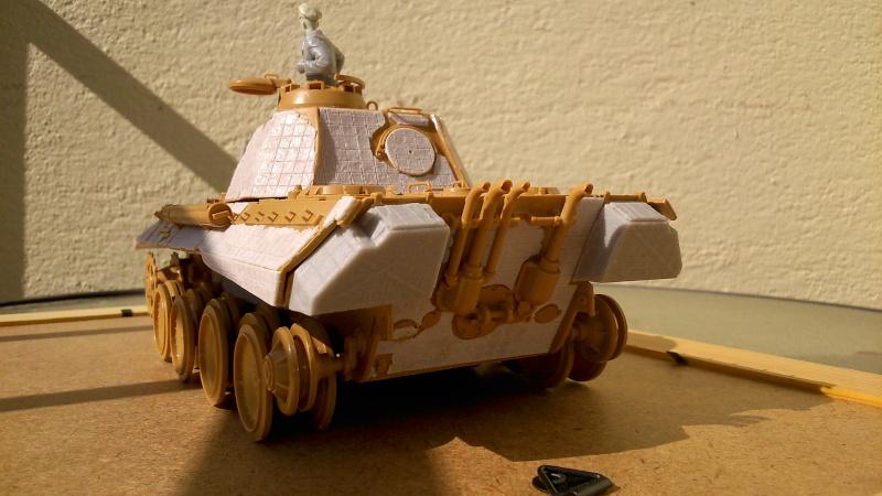 Panther A 1/35  Italeri  P110