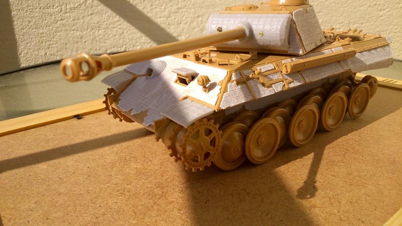 Panther A 1/35  Italeri  P410