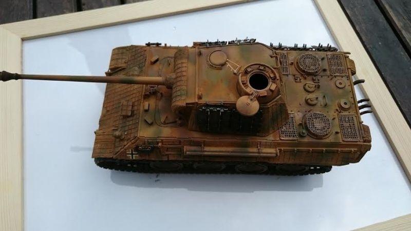 Panther A 1/35  Italeri  Panthe10