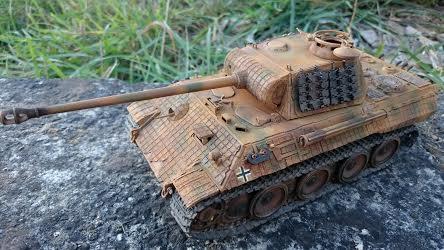 Panther A 1/35  Italeri  Panthe15