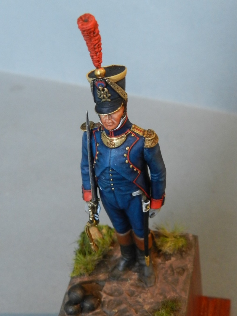 lieutenant d'artillerie d'Empire Dscn6212