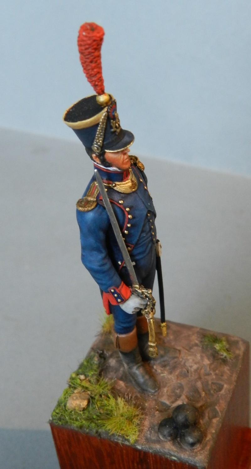 lieutenant d'artillerie d'Empire Dscn6213