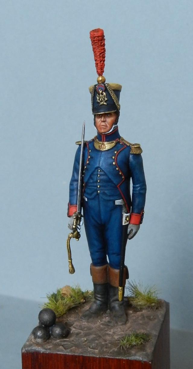 lieutenant d'artillerie d'Empire Dscn6214