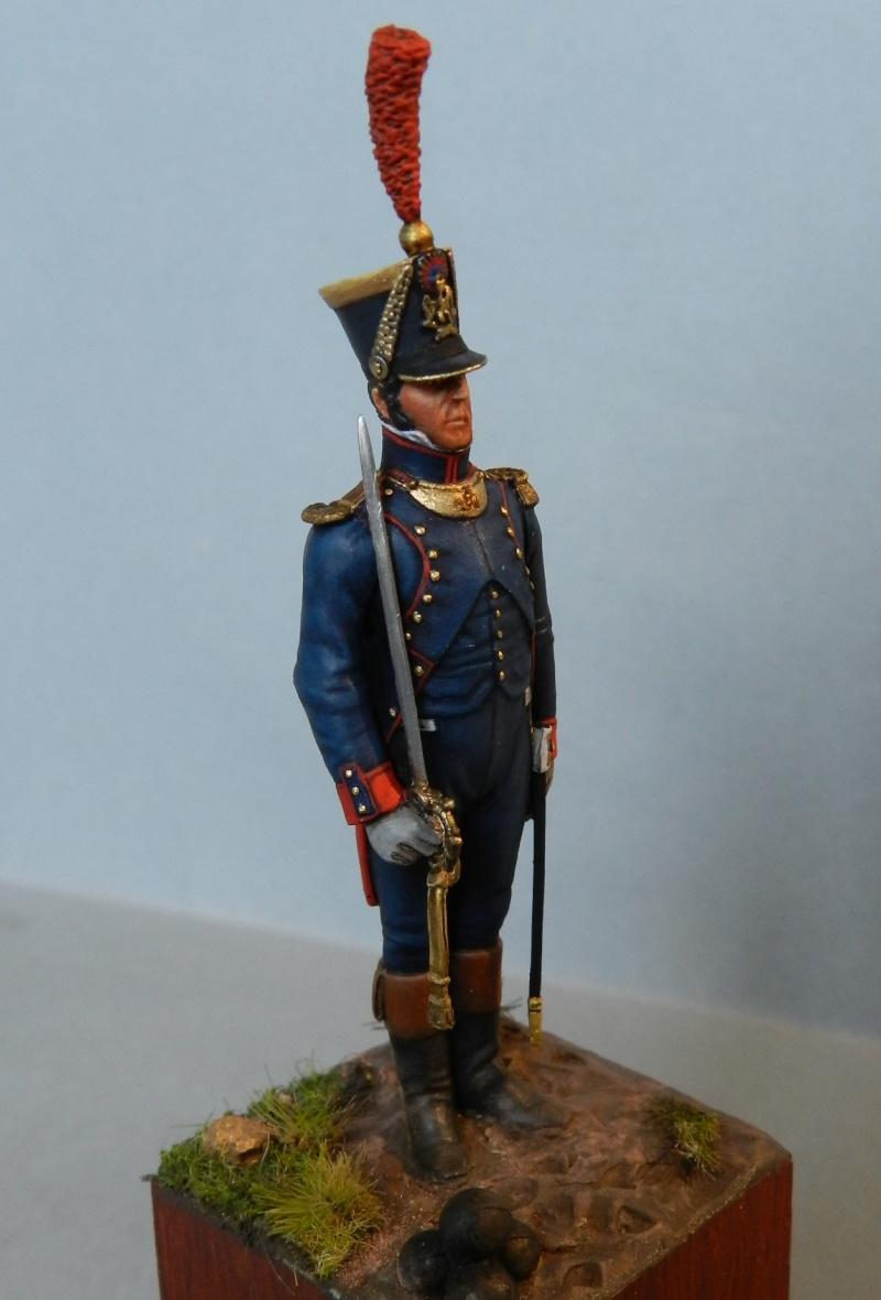 lieutenant d'artillerie d'Empire Dscn6215