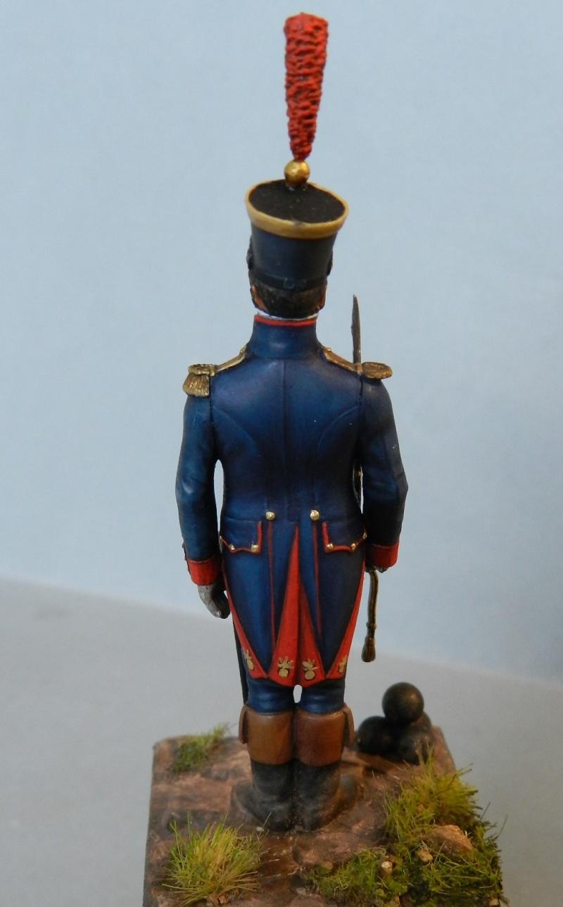 lieutenant d'artillerie d'Empire Dscn6216
