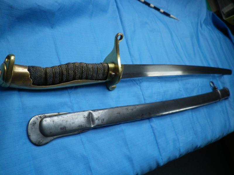 sabre, wakisashi, gunto, mes armes blanches du Japon moderne,  - Page 3 20151224
