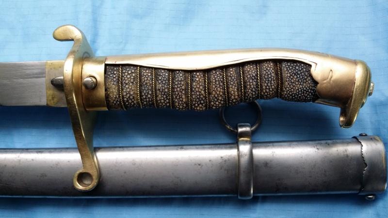 sabre, wakisashi, gunto, mes armes blanches du Japon moderne,  - Page 3 20151227