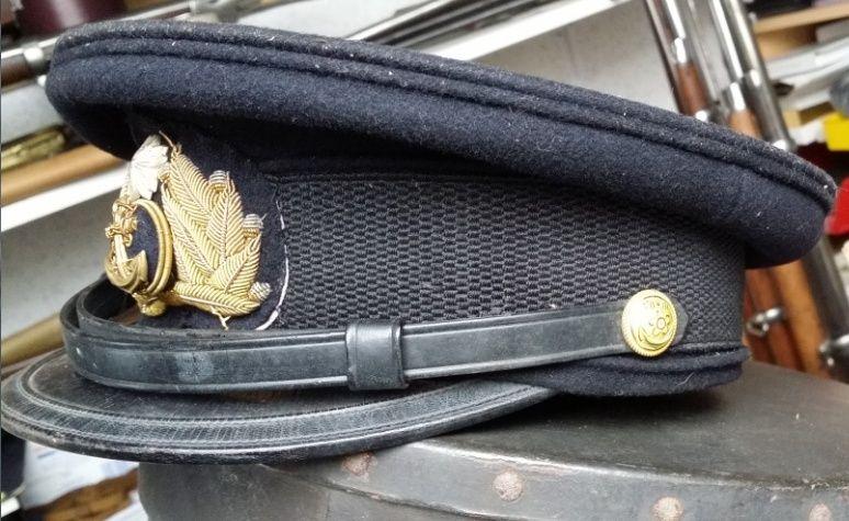 Casquette d'officier de la marine impériale 20151250