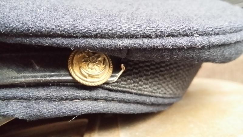 Casquette d'officier de la marine impériale 20151298