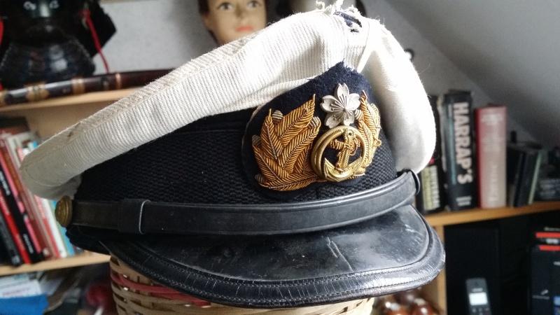 Casquette d'officier de la marine impériale Essai_11