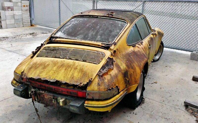 Photos de Porsche à restaurer - Page 6 310