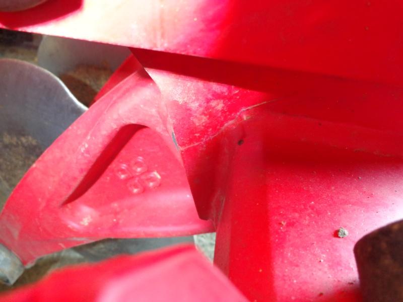 Avis sur le déchaumer à disque Terradisc de Pottinger Dsc00930