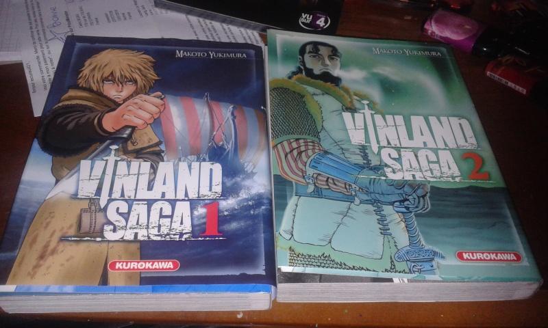 Vinland Saga de Makoto Yukimura 20160110