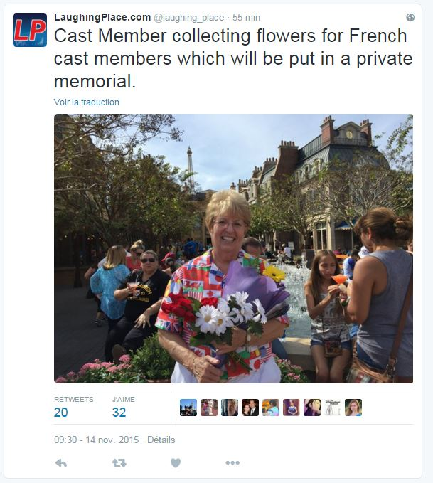 [Epcot] France (Impressions de France, Beauty and the Beast Sing-Along) - Page 5 Captur10