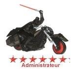 Admin & Master All Black