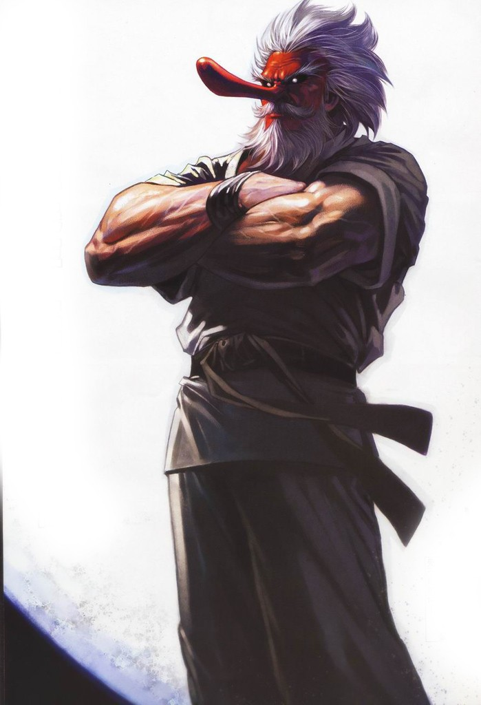 Pour vous qui est le meilleur personnage des jeux de combat SNK Art-1111