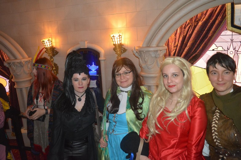 Halloween 2015 Once Upon A Time débarque à Disneyland ! 1810