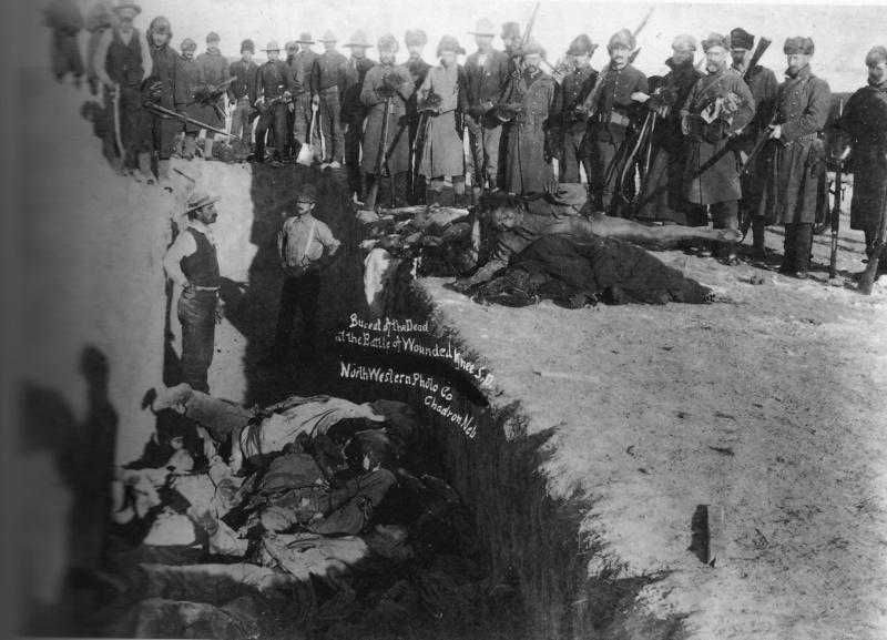 massacre de wounded knee Wounde11
