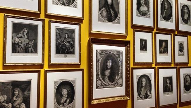 Images du Gd Siècle l'estampe française au temps de LouisXIV Louis_10