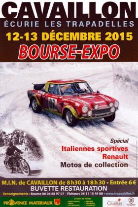 [84][12 & 13/12/15] Bourse/Expo de Cavaillon 2015 2015bo10