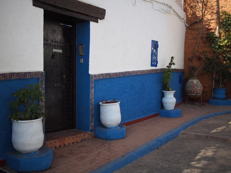 Kasbah des Oudayas Rabat (Maroc) 20160220