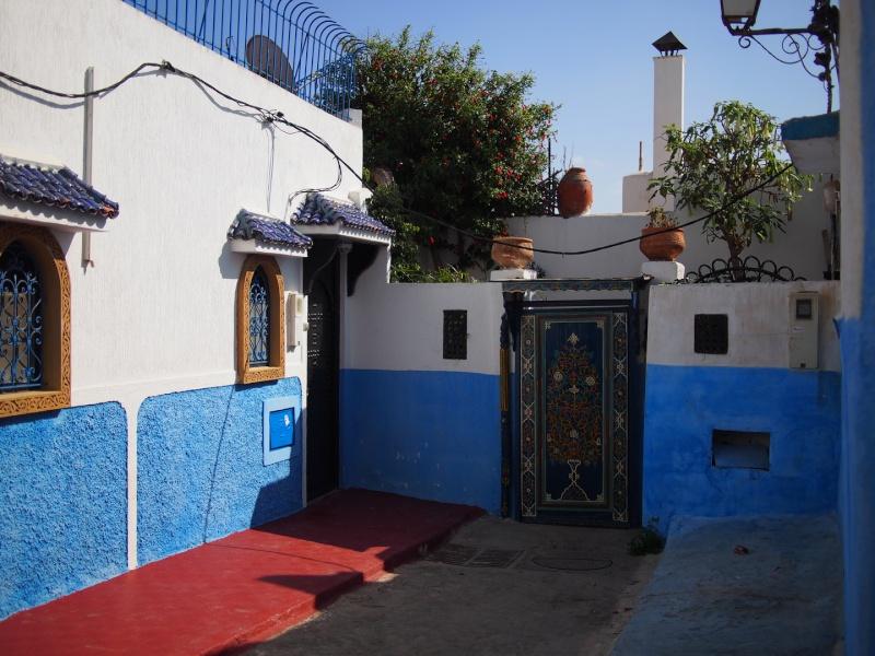 Kasbah des Oudayas Rabat (Maroc) 20160221
