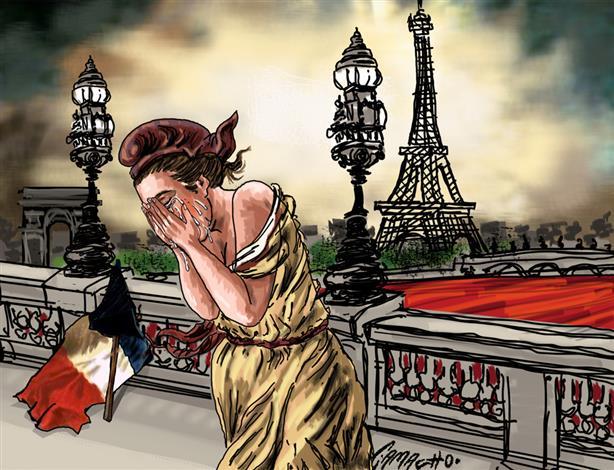 Paris, 13 novembre 2015 20151117