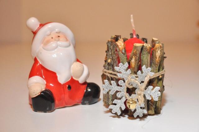 7 décembre : une bougie décorée ... Bougie10