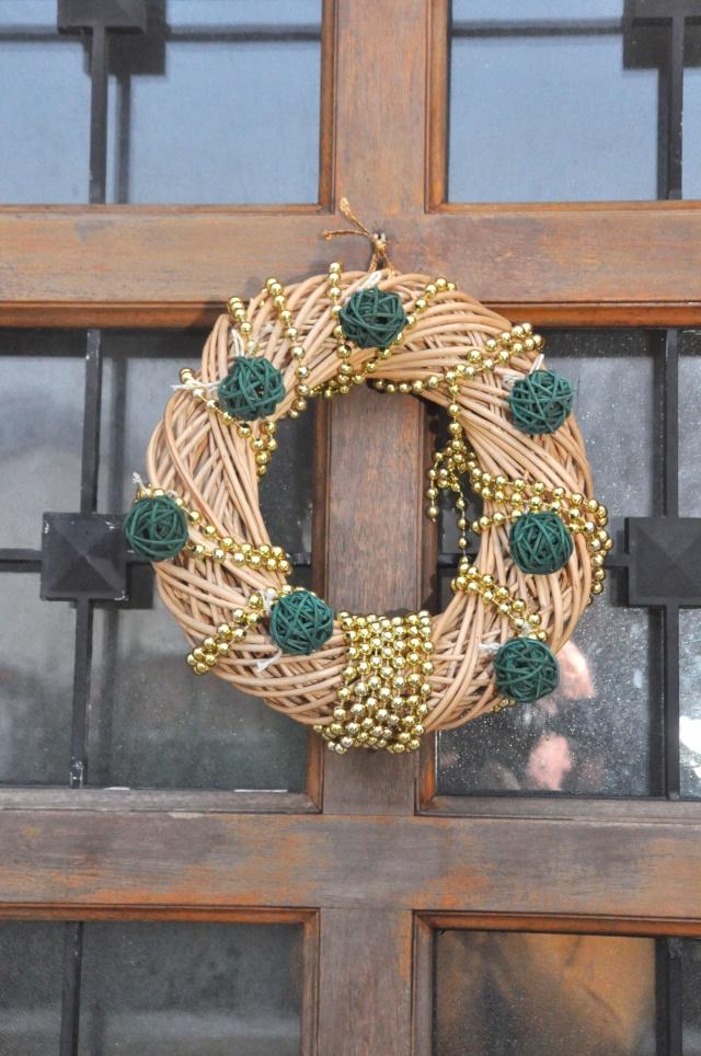 4 décembre: couronne de noel  Couron10