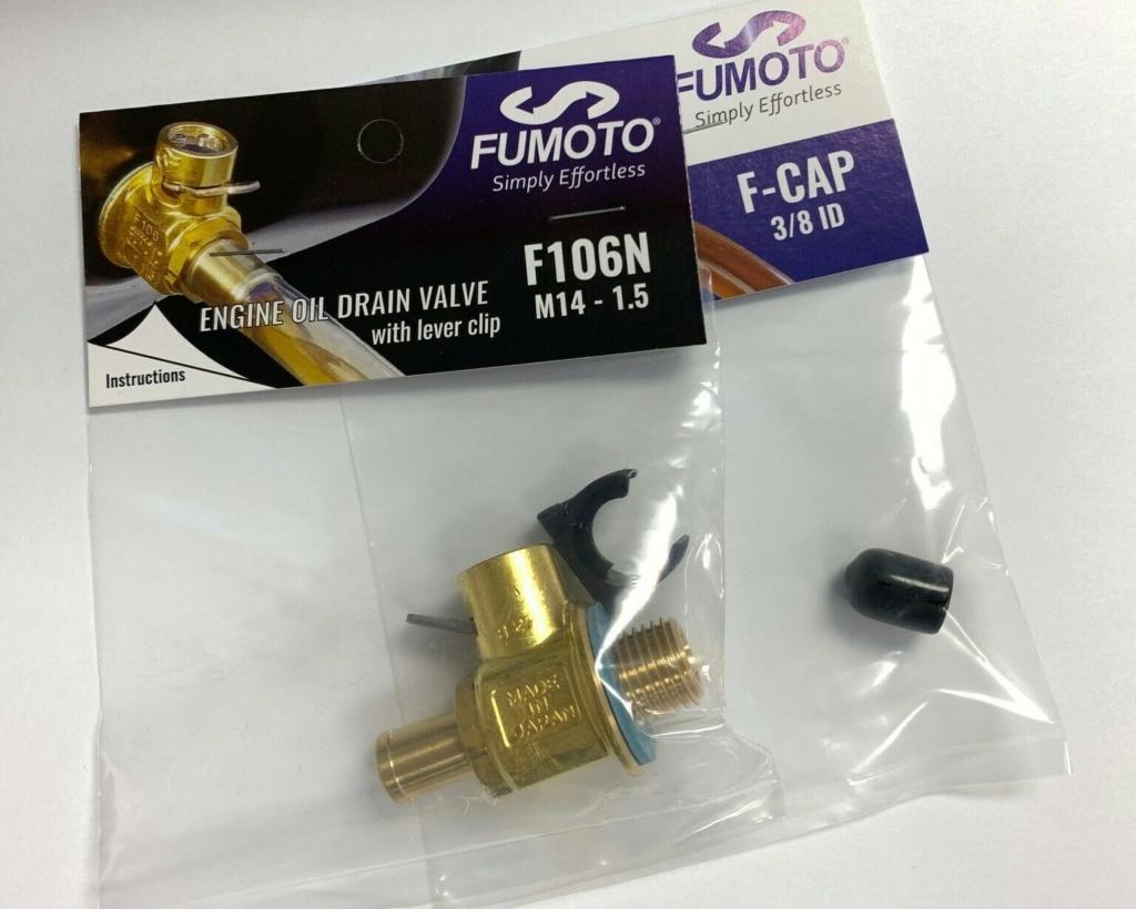 Comment faire la vidange sur un HEMI Fumoto11