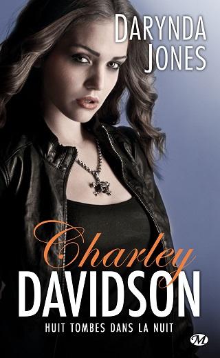 CHARLEY DAVIDSON (Tome 08) HUIT TOMBES DANS LA NUIT de Darynda Jones Charle10
