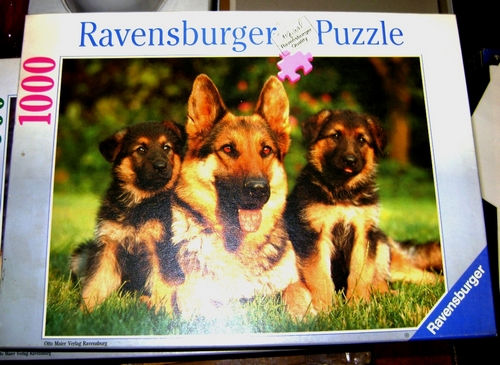 PUZZLE RAVENSBURGER ANNO 1994 Puzzle10