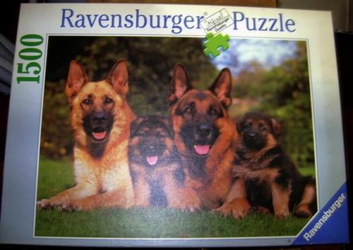 PUZZLE RAVENSBURGER ANNO 1994 Puzzle12