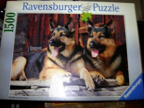 PUZZLE RAVENSBURGER ANNO 1994 Puzzle13