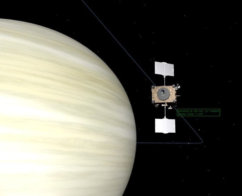 Akatsuki (Venus Climate Orbiter) - Mission de la sonde spatiale - Page 6 Captur10
