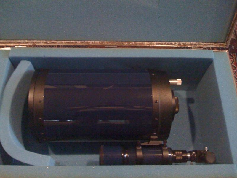 A vendre : Meade 2080   203mm/2000focal + lentille + filtre + astrophoto 58977312