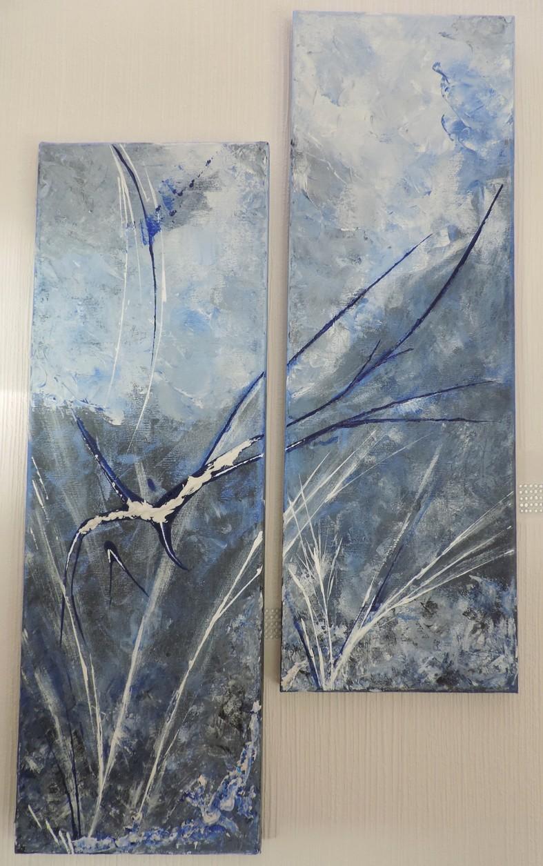 Peintures/Dessins. Mise en lumière des profondeurs. Dscn8717