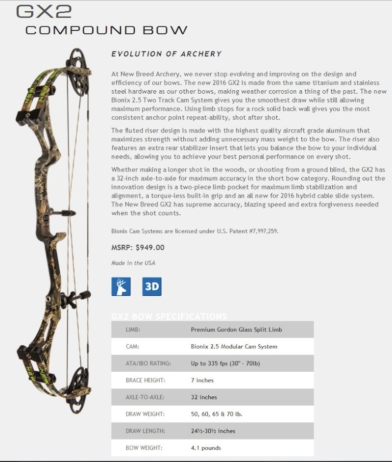 New Breed Archery 2016 - Page 2 Captur23