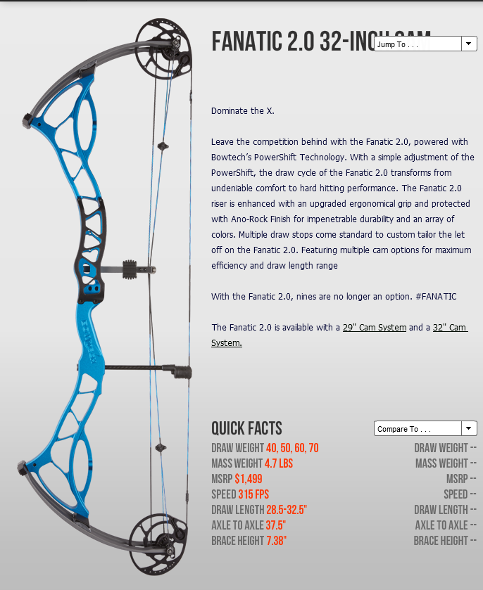 BOWTECH / DIAMOND 2016 Captur25