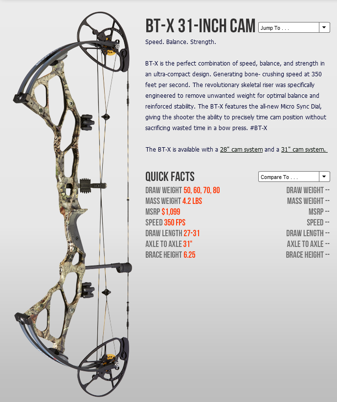 BOWTECH / DIAMOND 2016 Captur27