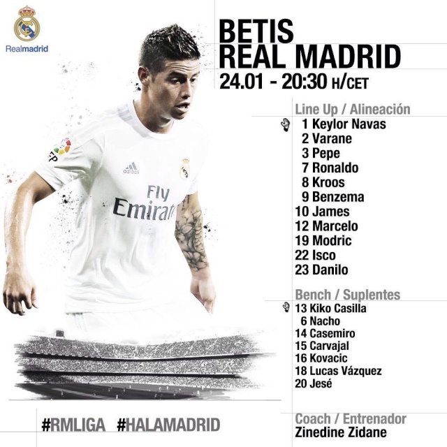 Real Betis vs Real Madrid Image11