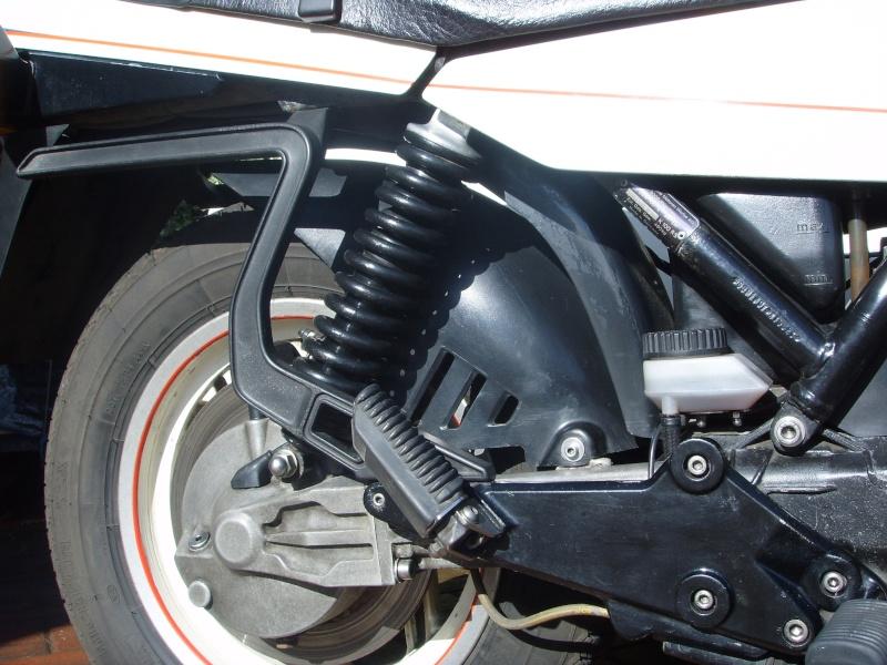 UK Legalities - tyres, mudguards, number plates. Ssl10710