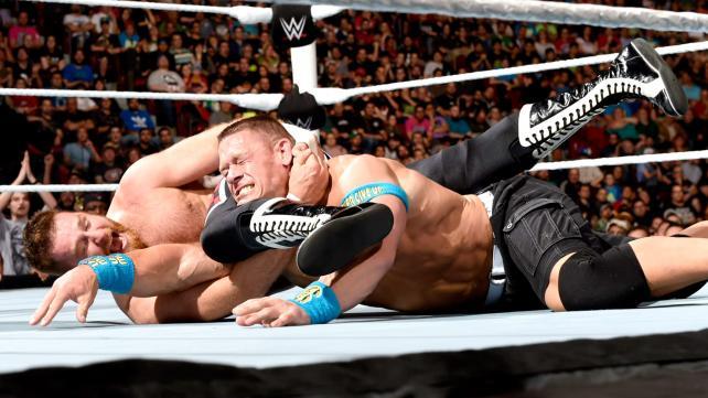 [Divers] Les 25 meilleurs matchs de 2015 par WWE.com 14_cen10