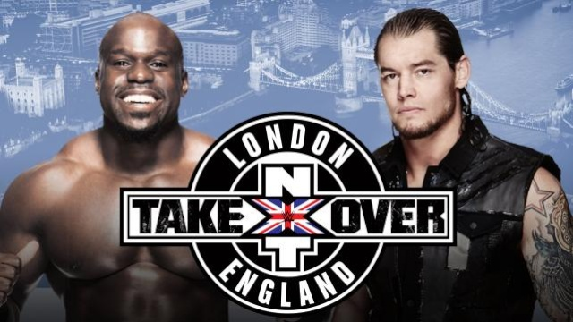 NXT Takeover : London du 16/12/2015 20151116