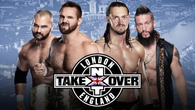 NXT Takeover : London du 16/12/2015 20151210