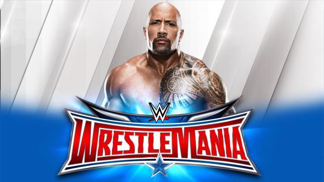 [Compétition] Le Rock sera présent à Wrestlemania  20151227